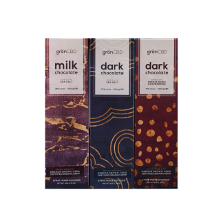 Gron CBD Dark Chocolate