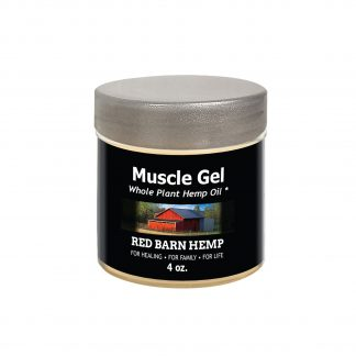 MSM Muscle Gel 4 oz