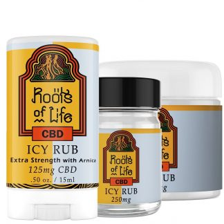Roots of Life Icy Rub Family
