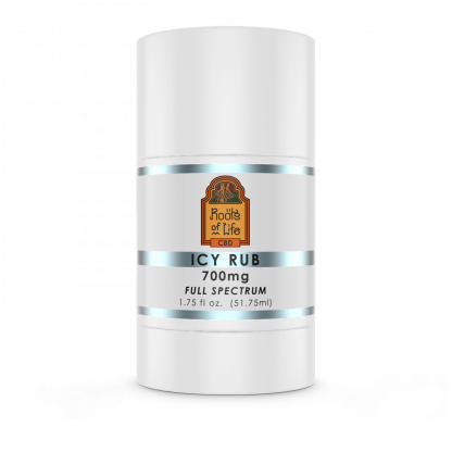 Roots of Life CBD Icy Rub 700mg